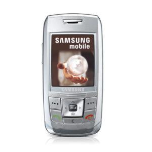 قطعات Samsung Galaxy E250